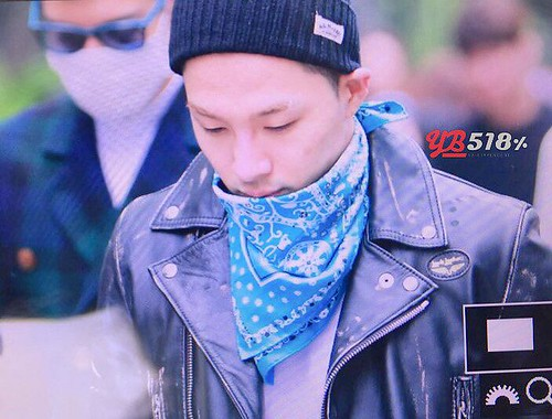 Big Bang - KBS Music Bank - 15may2015 - Tae Yang - YB 518 - 02