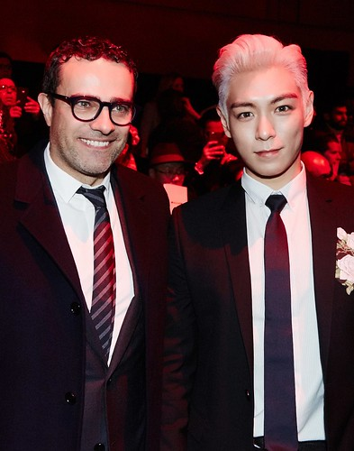 TOP - Dior Homme Fashion Show - 23jan2016 - arenakorea - 04