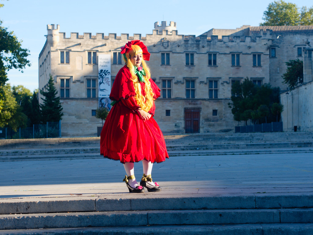 related image - Shooting Shinku - Rozen Maiden - Jardin des Doms - Avignon -2016-08-15- P1520194