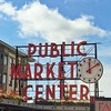 We had some fantastic luck with the weather in #Seattle, #Washington last weekend. It was #sunny and mild as we moved through the chaos of Pike Place #Market. #travel #roadtrip - this place makes me sad that Austin doesn't really have an equivalent (to th