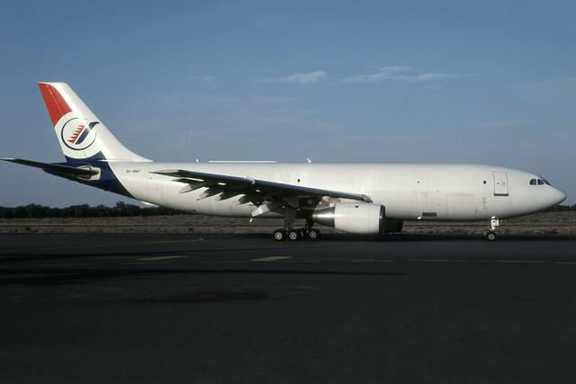 SU-BMZ (TriStar Air - Jet Link Holland)