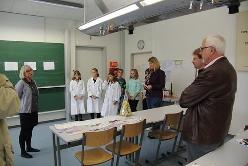 Hugo-Höfler-Realschule Breisach, 14. Oktober 2016