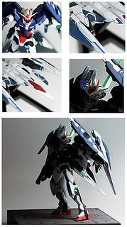 【玩具人'Kw Wang'投稿】《HG 1144 Gundam 00 │Raiser │GN Sword III》
