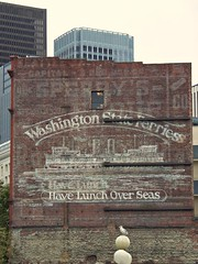Washington State Ferries, Pioneer Square, Seattle, WA