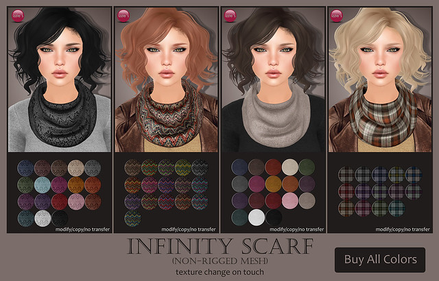 Infinity Scarf (for TLC)