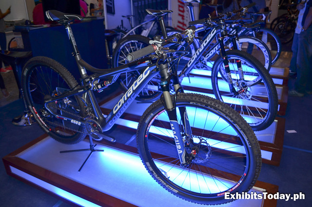 Corratec bicycle models