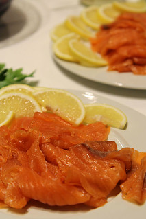Norwegian smoked salmon IMG_2209-R
