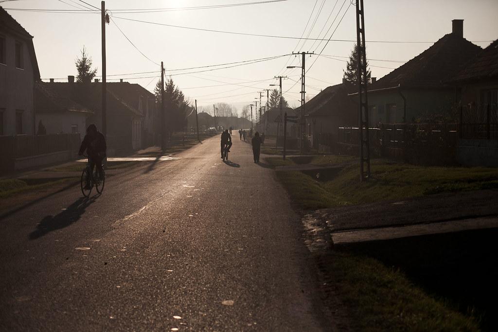 Az alvég Olaszliszkán | Fotó:Magócsi Márton