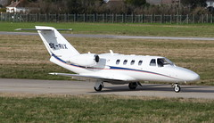 SE-RIX Cessna 525 Citation Jet I on 5 November 2014