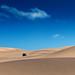 Driving in the desert by christophbieniek