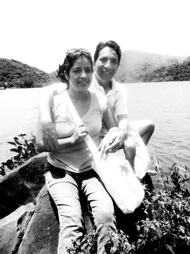 Foto tomada en al selva peruana, en Tarapoto.