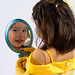 Belle Looks in the Mirror