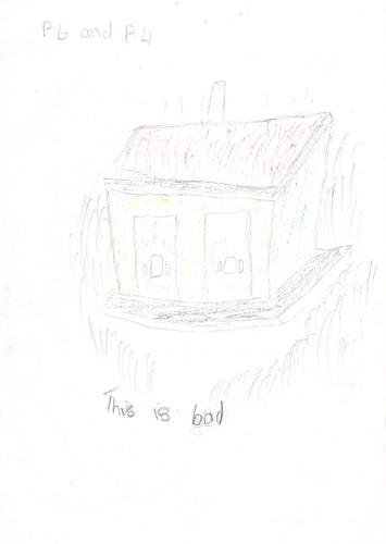 Children draw WASH challenges 1