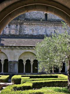 FRANCE - Provence , Vaison La Romaine , Kathedrale Notre-Dame De Nazareth und Kloster (11-12. Jh.),   12128/4238