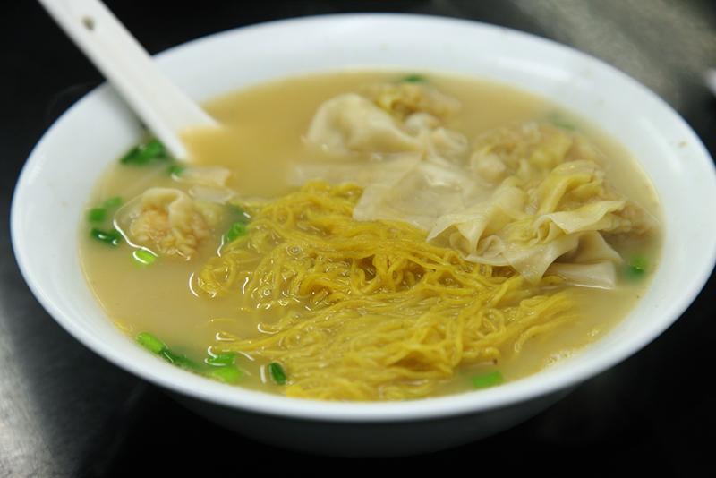 Wonton-Noodle