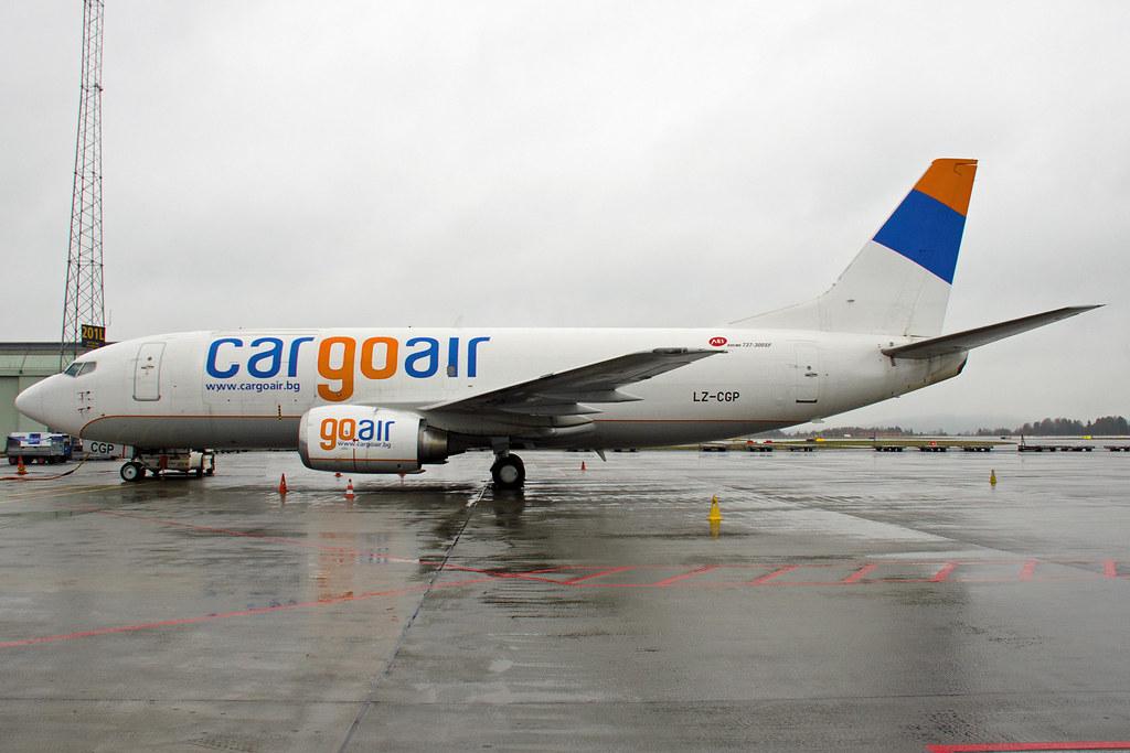 LZ-CGP - B733 - Cargo Air