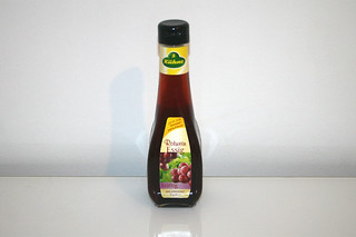 07 - Zutat Rotweinessig / Ingredient red wine vinegar