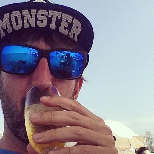 Mostro/ #verano #summer #playaBlanca #2014/2015