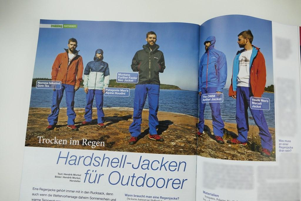 trekking Magazin 06/2014