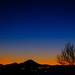 Venus, Mercury and Mt.Fuji by Masahiko Kuroki (a.k.a miyabean)