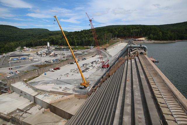 Gilboa Dam Project