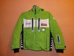 Zimní zateplená bunda BOGNER - titulní fotka