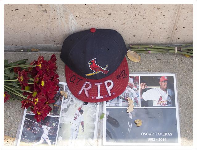 Oscar Taveras Memorials 4