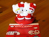 "Hello Kitty 40th Anniversary stamper ""Kitty & Mimmy"""