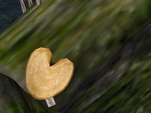 DAY TWENTY-FOUR: Fortune Cookie