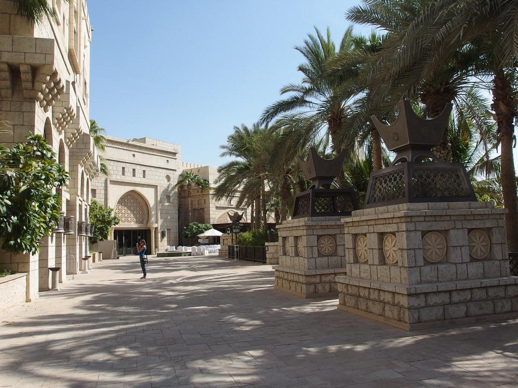 Madinat Jumeirah @ Dubai | Guilhem Vellut | Flickr