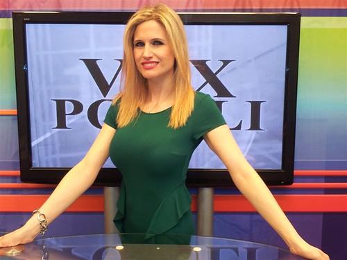 Licia Raimondi conduce Vox Populi