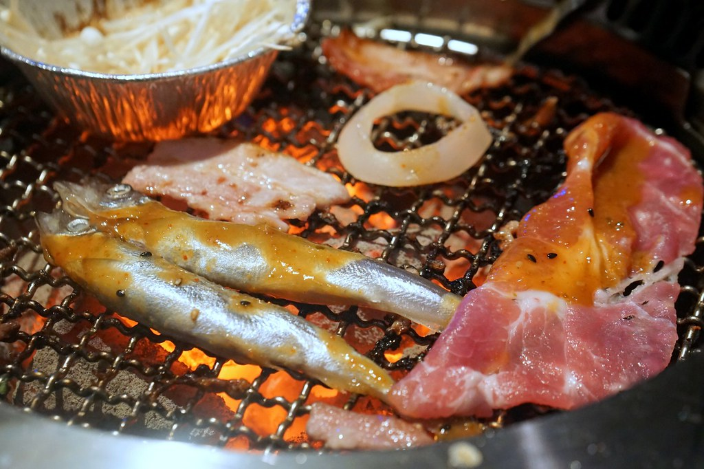 rocku yakiniku restaurant - review - japanese buffet-009
