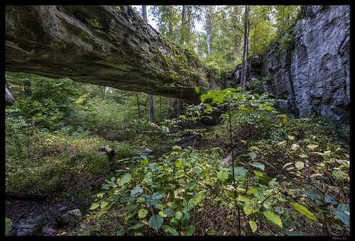illinois nikon arch pomona d800 jacksoncounty sandstonebridge pomonanaturalbridge ©copyright