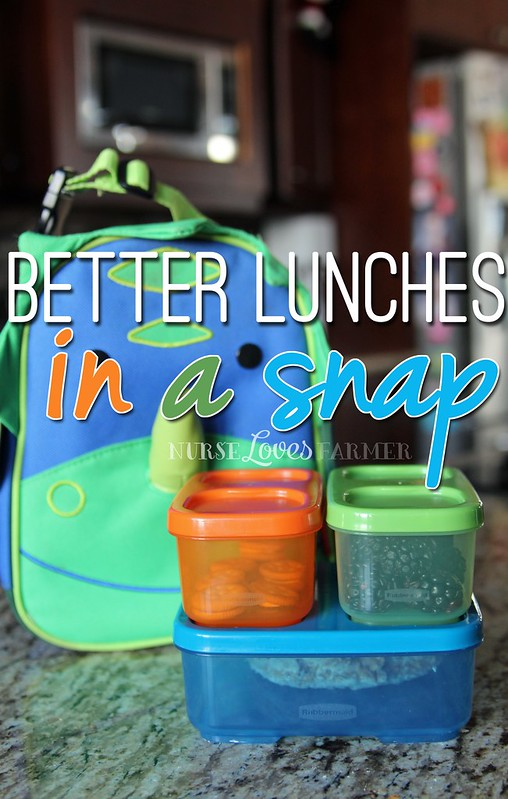 Better Lunches In A Snap