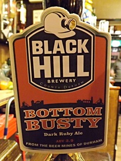 Black Hill, Bottom Busty, England