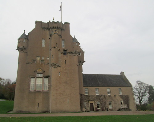 Crathes Castle 4