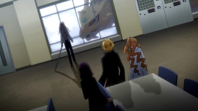 Tokyo Ravens ep 17 - image 11