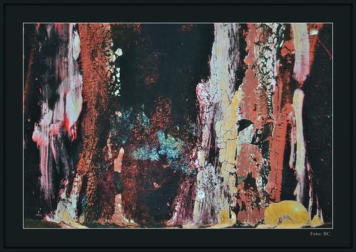 Randomly Abstract Painting.