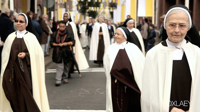 St Rosa Procession • Dutch Catholic tradition • Sittard • 5