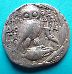 Athenian Tetradrachm