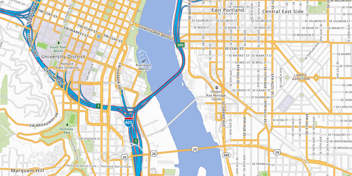 Rand McNally: a new map and a peek into the design process ...
