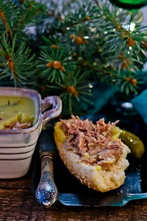 Rillettes from a duck.2