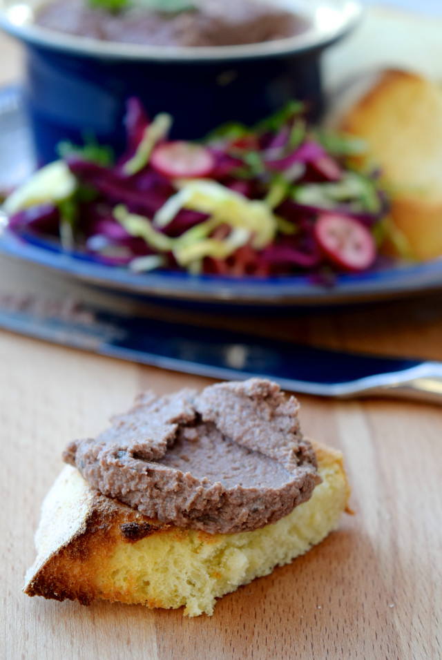 how to make liver pate with lambs liver