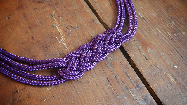 Nautical Knot Necklace 43