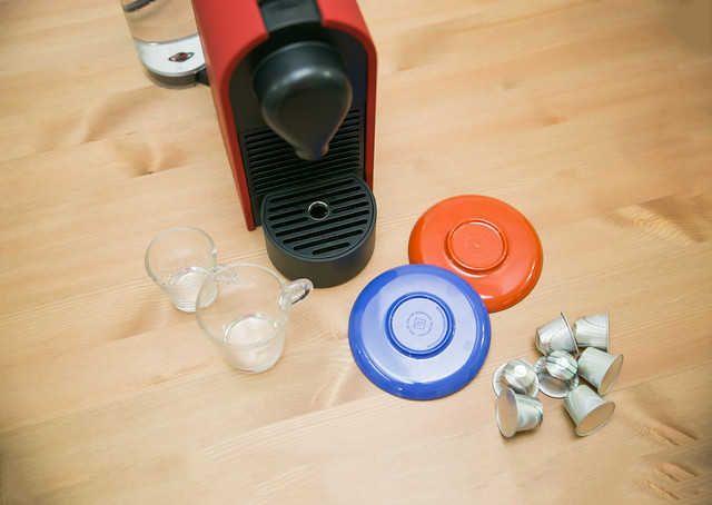 純粹享受!Nespresso 膠囊咖啡機 & 2014 限量款風味咖啡膠囊 (文末抽獎活動) @3C 達人廖阿輝