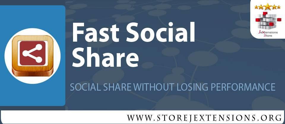 Fast Social Share