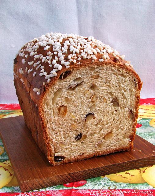 датский рождественский хлеб 2