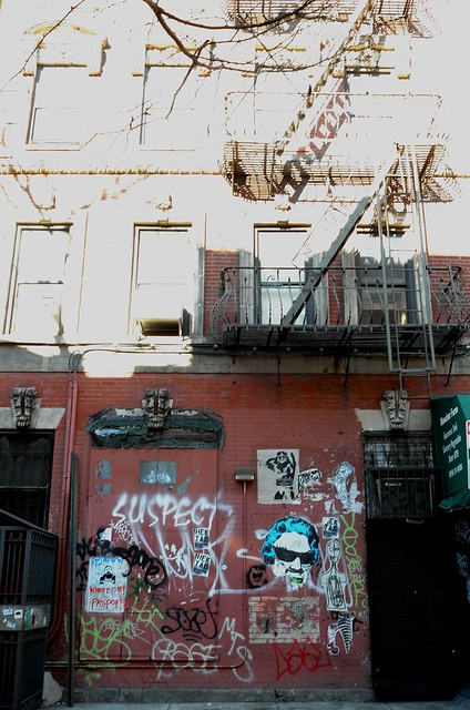 Bleecker Street NY, 26 Dec 2014. L179