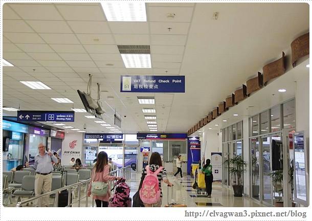 泰國-清邁-Maya百貨-Naraya-曼谷包-退稅單-退稅教學-退稅流程-機場退稅-Vat Refund-Tax Free-Tax Refund-出入境表填寫-落地簽-泰國落地簽-落地簽注意事項-泰國機場-7-3064_n-1