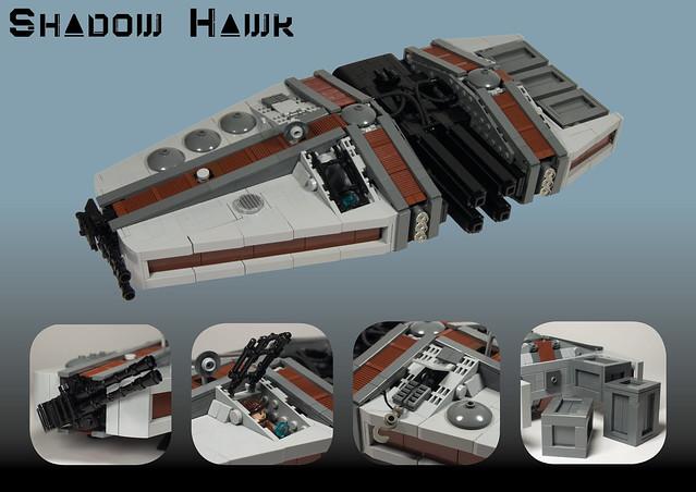 The Shadow Hawk